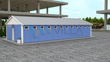 Prefabricated WC - Shower VPWCD05