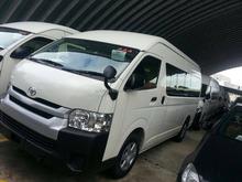 Toyota Hiace Van Mini Bus TRH221