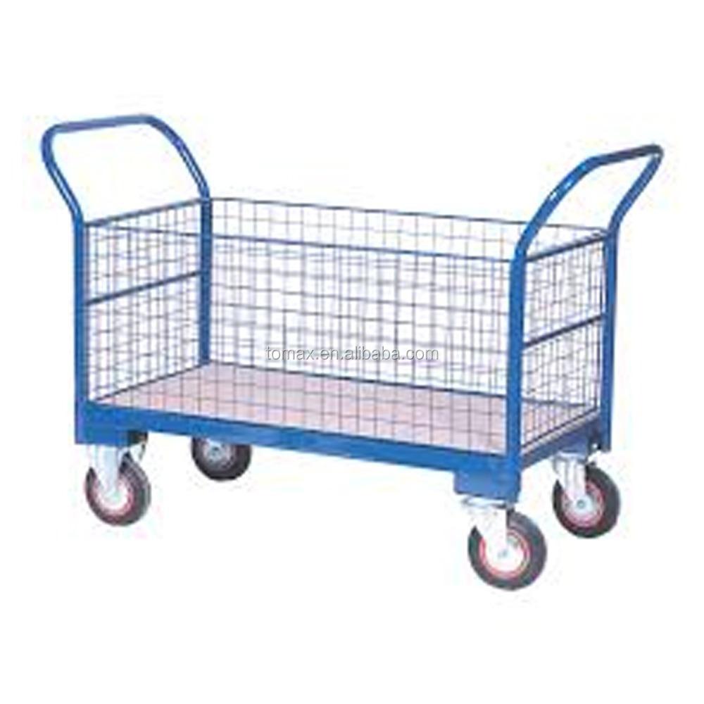 Powered Platform Trolly Hand Carts Buy Powered Platform