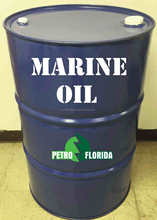 Marine 40w Synthetic Blend_ Engine Oil_*55 Gallon Drum
