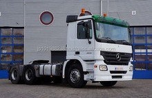 USED TRUCKS - MERCEDES-BENZ ACTROS 2644 6*4 TRACTOR UNIT (LHD 3036)