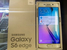 Original Brand New Samsunng Gallaxy S6 edge LTE 16MP Android Phone Dropship Wholesales By FedEx