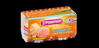 Plasmon Homogenized Dairy With Prosciutto 80gx2 Pieces