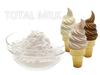 Soft serve ice cream powder mix TOTAL MILK