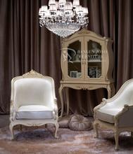 Classic dinning wood chair, armchair, fabric chair, furniture chair
