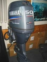 Free shipping for Used Yamaha 50 hp 50hp Outboard Motor Engine