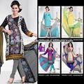 Roupas indianas atacado / senhoras vestido on line de materiais