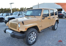 NEW Jeep Wrangler Unlimited SAHARA edition - AVAILABLE in stock and ready to EXPORT - Dune color