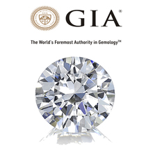 GIA Certified E/VS2 3.01Ct Real Natural Solitaire Diamond