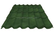 Profiled sheet (after corrugation) / Flat sheet (before corrugation) / Metal roof shingles