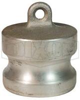 """Dixon 300-DP-AL 3"""" 356T6 Aluminum Boss-Lock Type DP Dust Plugs"""