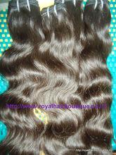 8a ROYAL HAIR BOUTIQUE 100% unprocessed virgin Indian hair