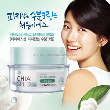 [THE FACE SHOP KOREA] HOT ITEM!! CHIA SEED SEBUM CONTROL MOISTURE CREAM