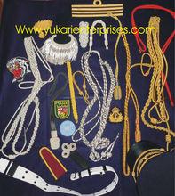 Shoulder Fringe Epaullette Uniform Rank Mark