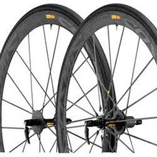 Discounted + Free Shipping Mavic Cosmic Carbone Ultimate Wheel Tire Set