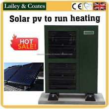 Hot sale monobloc air source heat pump with solar panel