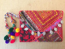 Handmade Indian Banjara Evening Bags