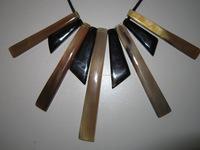 CHEAP PRICE BUFFALO HORN NECKLACE, 100% ORIGINAL BUFFALO HORN, HANDICRAFT (skype: huongdanghandicraft.com.ha)