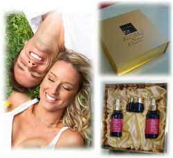 Italian Cosmetics for Oxygen facials and body treatments: only natural cosmetic