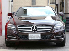 wholesale high quality second hand used cars mercedes benz in japan CLS350 right handle good condition