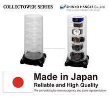Watch Collection Case android case japan Case Made In JAPAN Black High Quality SHINKO