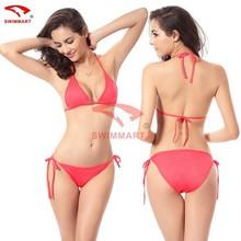 Bulk stocks cheap bikini girl better than triangle neoprene bikini slim no padded swimsuit bathing suit