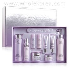 [NP Solution]Intensive Wrinkle Care Pure Skin Toner 150ml+Lotion 150ml+Essence 40ml+Eye Cream 20g+Cream 55g