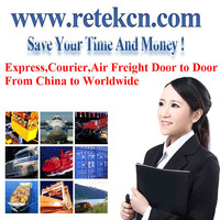 Retek China China supplies hanging garment container freight