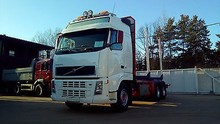 Volvo FH 12 Timber /Log Carrier Truck - Left Hand Drive - Stock no:11633