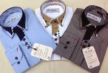 Shirt fashion clothing easy iron comfortable Swiss Designer