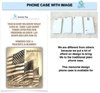 Phone case - Memorial day, soldier, America,