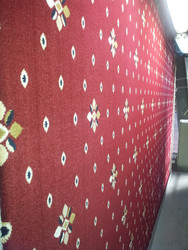soft soundproof carpet pattern elevator floor mat