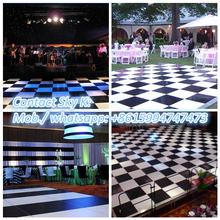 RK king of the dance floor used for event