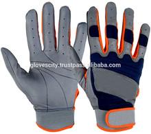 Equipo adultos guantes de bateo del béisbol