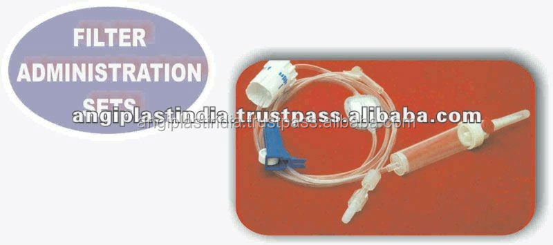 Infusion Set Manufacturers iv Infusion Set For Filter