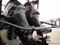 pouco usado suzuki 200 hp 4 tempos motor de popa