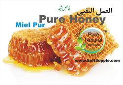 Pure Honey (100% Natural)