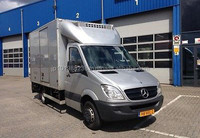 USED VAN - MERCEDES-BENZ SPRINTER FREEZER TRUCK (LHD 3642)
