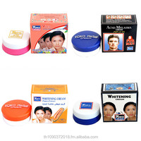 Yoko Acne Melasma Whitening Cream Thai Facial Skin Treatment Herbal Formula Cream
