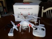 2015 Newest Design! dji phantom 2 vision + plus rc quadcopter dji phantom 2 vision plus