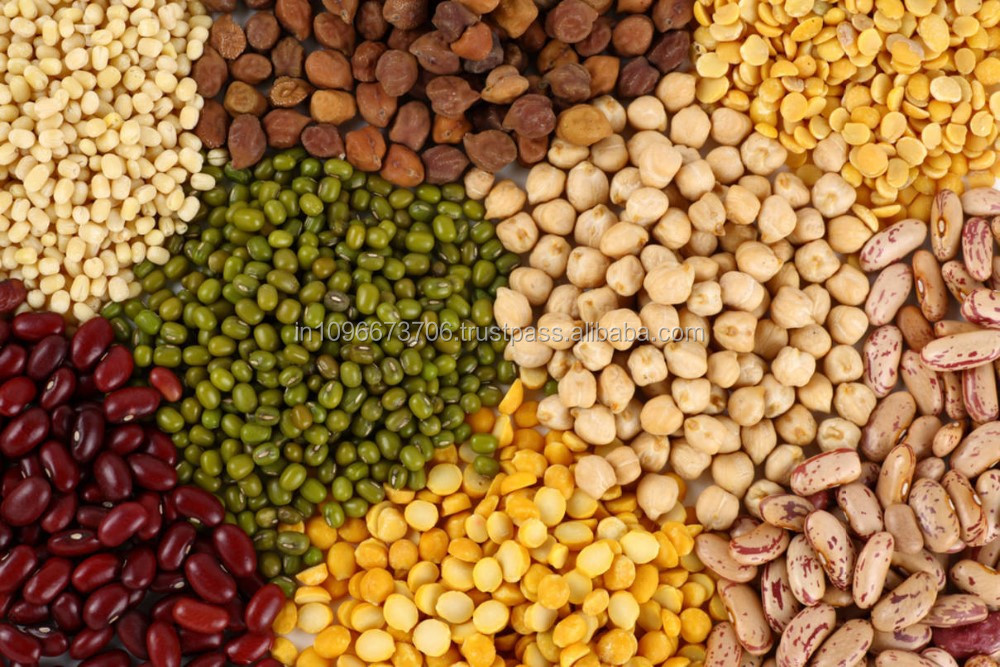 Pulses Lentils Buy Chickpeas Tur Dal Red Lentils