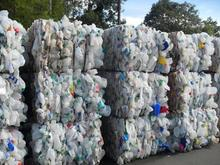 Large quantity of LDPE and HDPE film scrap