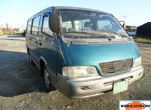 Ssangyong ISTANA 12 / 1997 YEAR / MANUAL