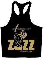 ZYZZ Custom Brand Logo Fitness Tank Top Stringer Tank Top For Fitness Club Tank Top GS-494
