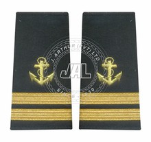Epaulets - Shoulder Rank - Rank Slides - Shoulder board