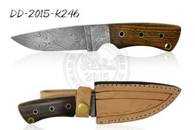DD-2015-K246 Damascus Steel Knife