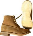 Zapatos de marcha militar de los EEUU M1917