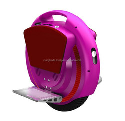 Vking Pink Intelligent Electrical Balance Scooter Outdoor Unicycle Scooter 60V
