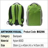 Nylon Day Backpack