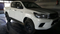 2016 New model Toyota Hilux 4x4 Double Cab diesel M/T 2.4L with ABS and airbag